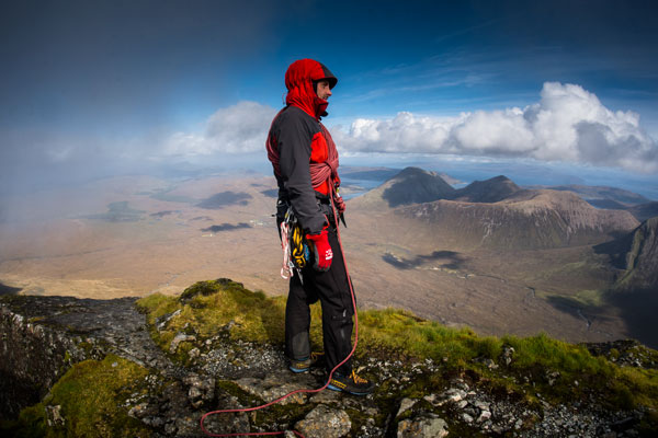 Scrambling | Skye Adventure