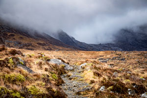 Hill Walking | Sgurr na Stri and the Black Cuillin