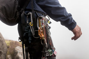 Scrambling | Typical Cuillin Scrambling Rack