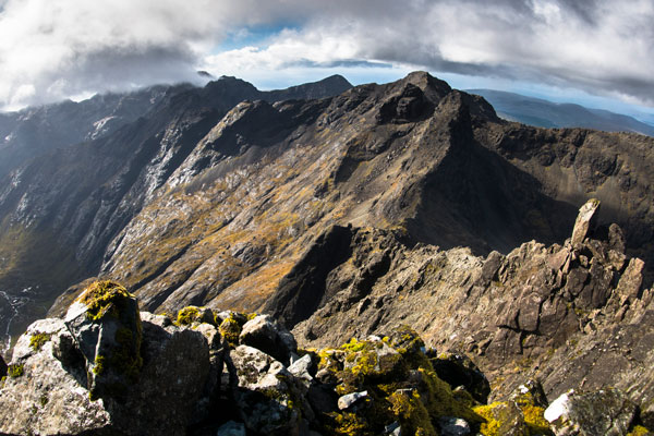 Cuillin Traverse | The Northern Cuillin from Sgurr Nan Gillean